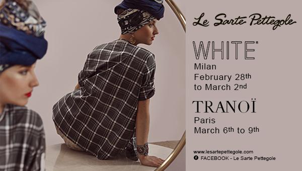 Le Sarte Pettegole White / tranoi