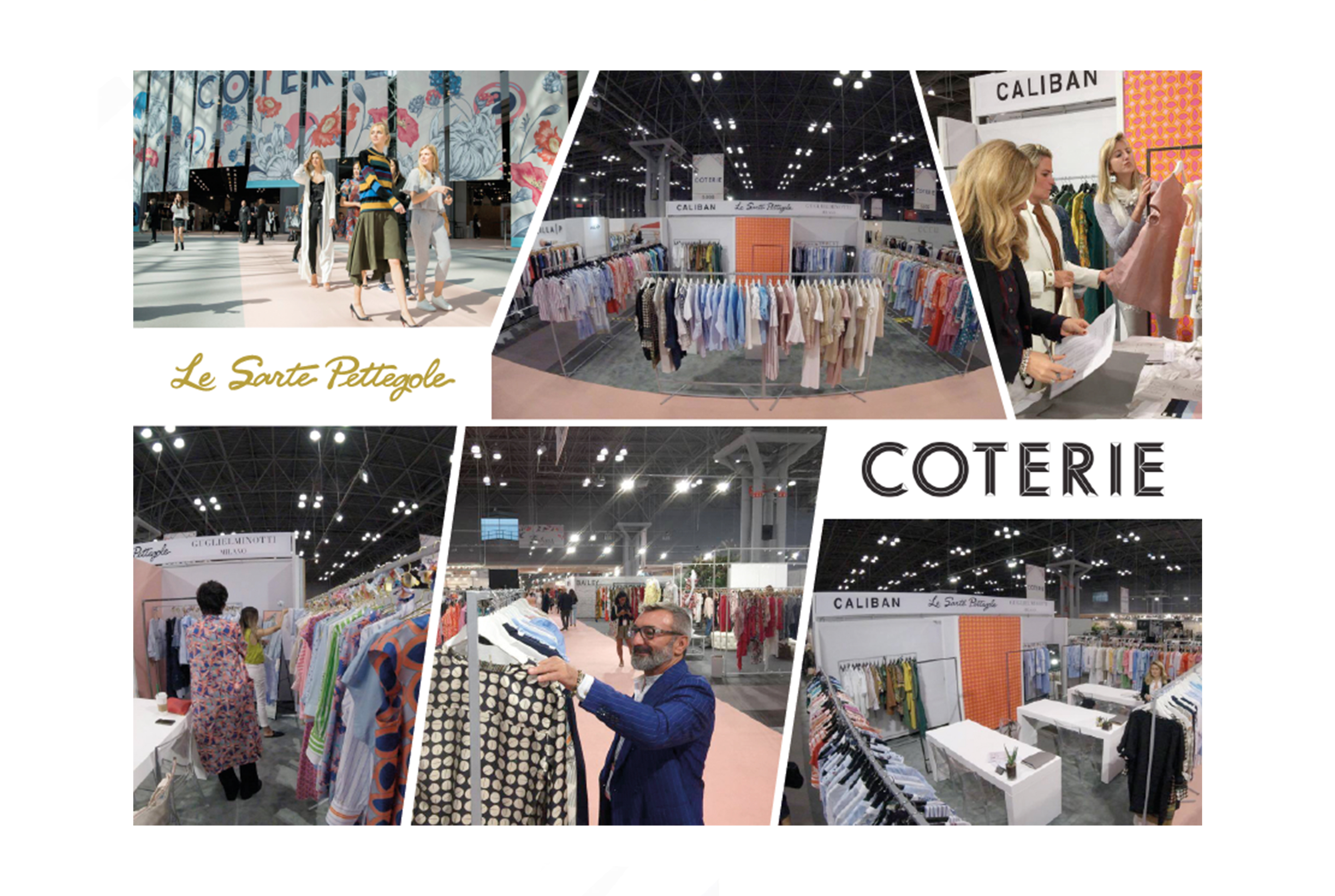 Spring Summer 2018 collection at Coterie